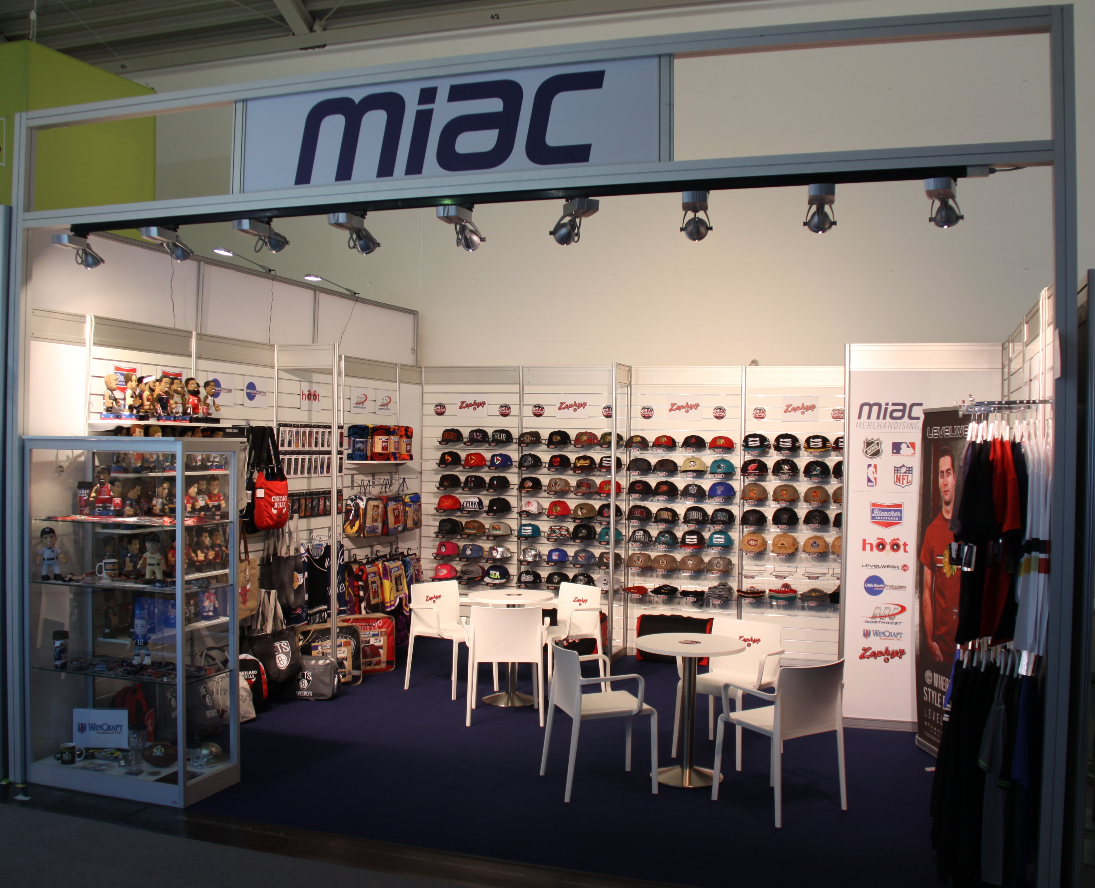 ISPO Stand 2016 1