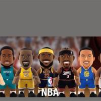 BLEACHER CREATURES NBA