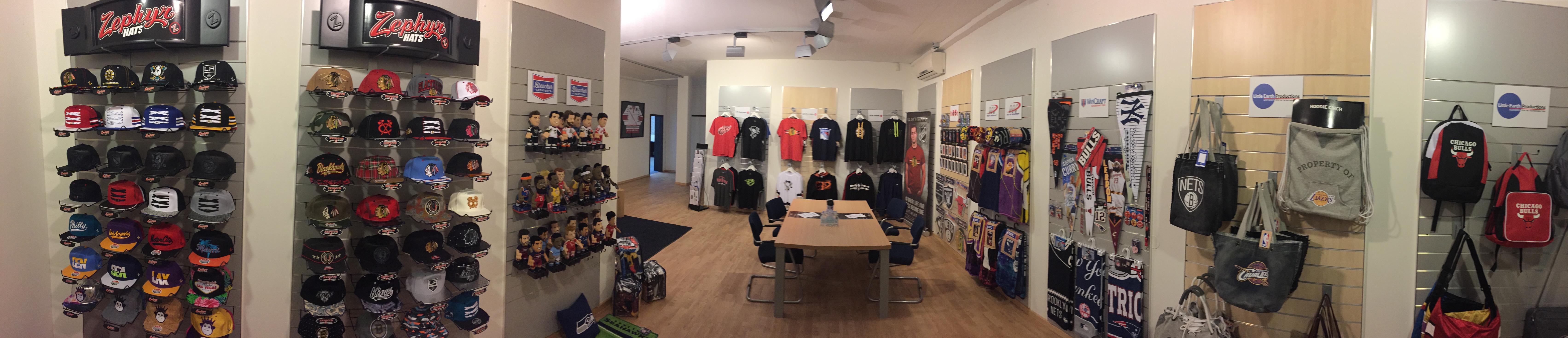 MIAC Showroom