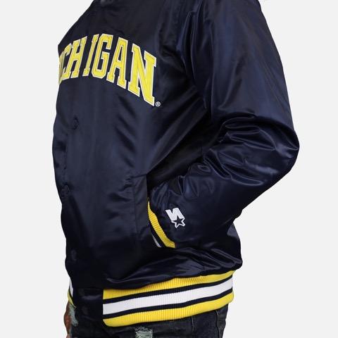 Starter MICHIGAN jacket