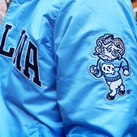 Starter TAR HEELS jacket 2