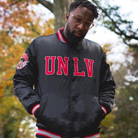 Starter UNLV jacket